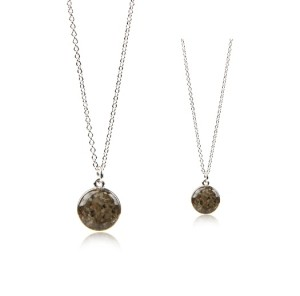 Sandglobe Necklace 2013